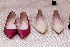 sapatilhas de bico fino da Shoes4you <3  http://shoes4you.com.br