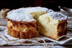 Torta Soffice con Cuore di Ricotta - 180°C di Dolcezza