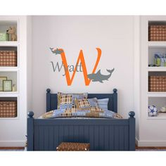 Shark Wall Decal Shark Vinyl Decal Boy Bedroom Decal Ocean Wall Decal... ($35) ❤ liked on Polyvore featuring home, home decor, wall art, black, home & living, home décor, wall decals & murals, wall décor, ocean wall mural und wall-decal
