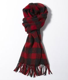 Signature Lambswool Scarf: Accessories | Free Shipping at L.L.Bean