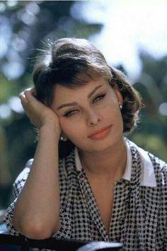 Sophia Lauren 1958