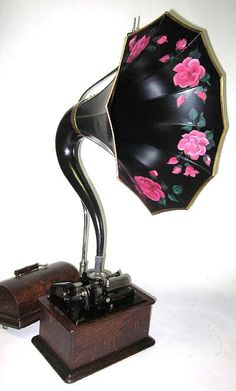 OH MY GOD!! I HAVE TO HAVE IT!!! 1907 Edison Model C Standard Phonograph
