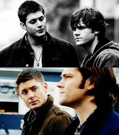 Season 1 and Season 7 supernatural