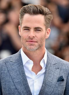 Chris Pine Photos: 'Hell or High Water' Photocall - The 69th Annual Cannes Film…