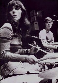 KAREN CARPENTER and brother RICHARD CARPENTER, '71...