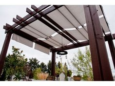 Ceiling idea for the outside patio over a hot tub someday......