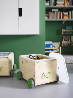 IKEA is the world's leading furniture and home appliance products manufacturer, every year IKEA launched a lot of products for sale worldwide. IKEA has been proved that they always give their bes Diy Cardboard Furniture, Diy Barbie Furniture, Dollhouse Furniture, Kids Furniture, Diy Toy Storage, Small Storage, Storage Ideas, Ikea Storage Solutions, Diy Projects Cans