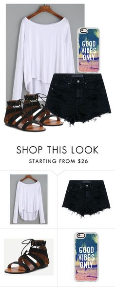 """""""100% humid"""" by melw44 ❤ liked on Polyvore featuring Alexander Wang and Casetify"""