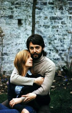 #paul #mccartney #linda #love #vintage #rocknroll #beatles