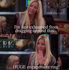 Friends engagement ring. Engagement announcement ideas #propose #engagement Instagram/@idjewelry