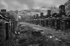 I told you I got very wet. The Quarrymen, The Row, Heritage Railway, Beautiful Ruins, Anglesey, Bangor, Cymru, North Wales, Public Health