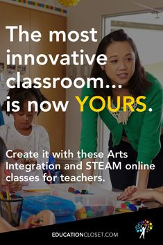 Teacher professional development | online classes | STEAM education | teacher PD | teaching
