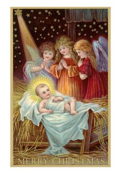THERE'S A SONG IN THE AIR ~ Holland & Harrington  There's a song in the air  There's a star in the sky  There's a mother's deep prayer  And a Baby's low cry  And the star rains its fire   While the beautiful sing   For the manger of Bethlehem   Cradles a King