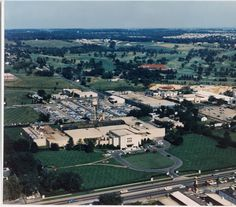Woodward Governor Co. aerial view looking East :: Images of Loves Park, Machesney Park and Roscoe