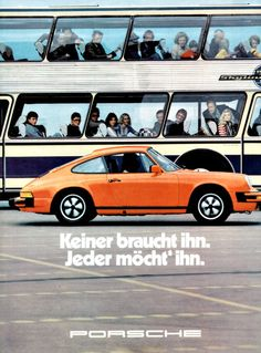 Nobody needs it . . everybody wants it  impact bumper porsche 911 Curated By Transition Marketing Services Visit Us: http:www.transitionmarketing.ca Okanagan Small Business Branding & Marketing Solutions