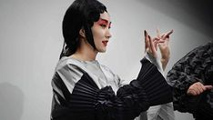 DEVELOP3D blog - 3D printed, pleated costumes for the Beijing Opera reveals flexibility possible with SLS parts