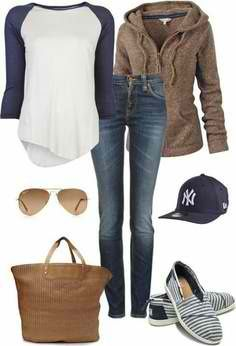 what to wear to a fall ball game