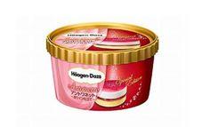 Haagen Dazs Japan Uncorks Wine Ice Cream Dessert