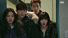 Pinocchio: Episode 6 » Dramabeans » Deconstructing korean dramas and kpop culture