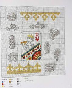 Gallery.ru / Фото #90 - Les plus belles collections au point de croix - Gala40