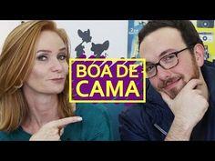 O QUE É UMA MULHER BOA DE CAMA? (ft. Cátia Damasceno) - YouTube