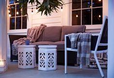 Cozy Outdoor Porch