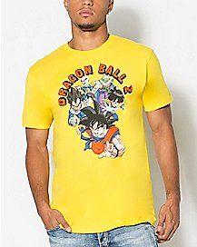Hands Dragon Ball Z T Shirt