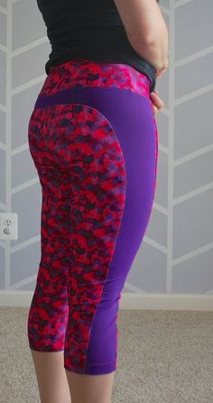 Stride Athletic Tights PDF Sewing Pattern XXS to 3XL – GreenStyleCreations