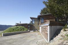 Residence in the Santa Cruz Mountains big dave waldorf