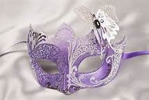 Purple Masks for Masquerade Ball - Bing Images