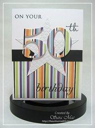 Great 50th birthday card.