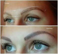Image result for microblading brows