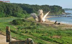 Washington avisa a Pyonyang: «Estamos listos para la guerra»