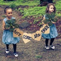 Flower girl ideas. #weddinggawker