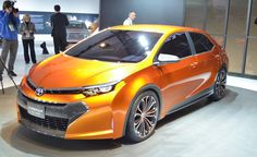 2014 Toyota Corolla to Get 40 MPG, Sporty Handling. For more, click http://www.autoguide.com/auto-news/2013/01/2014-toyota-corolla-to-get-40-mpg-sporty-handling.html