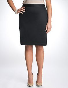 d58ae8c1f5 Love this, it goes with everything. Professional and pretty pencil skirt is  even better