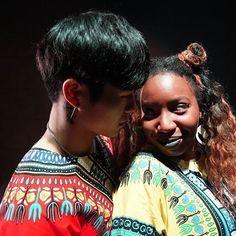 "133 Gostos, 4 Comentários - Kmusic And Black Culture ✌ (@kmusicnblackculture) no Instagram: "" @tinamirae so cute #ambw#kmusicandblackculture"""