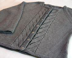 Ravelry: Cordova Cardigan pattern by Megan Goodacre