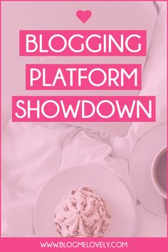 So you decided that you want to start a blog but don't know which blogging platform is right for you. Check out my comparison of three of the top blogging platforms (Blogger, a hosted WordPress blog and a self-hosted WordPress blog) in a platform showdown to help you decide.