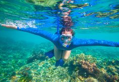 Snorkelling in South Africa