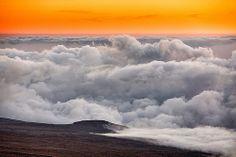 kilimanjaro mountain sunset yulikov anton
