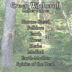Different Types of Wiccans - Bing Images