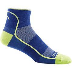 Darn Tough 1/4 Sock Ultralight Men's from Skirack of Burlington, Vermont