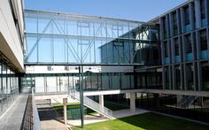 Bâtiment culturel, ENSEA à Cergy Pontoise   gec ingenierie, bureau d'étude et de coordination, bâtiment et industrie