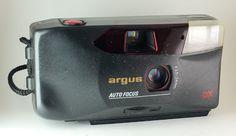 As Minhas Câmaras: Argus G835D (~1999)