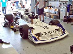 1976 GP Brazylii (Brett Lunger) Surtees TS19 - Ford