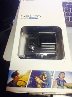 Brand GoPro Hero HD Waterproof Sport Action Camcorder Camera- CHDHA-301 #GOPRO