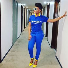 Check out 10 Yemi Alade inspired hairstyles you should try!