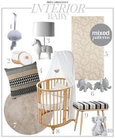 Pret a Pregnant - Baby Room - Nursery inspiration - Interior