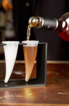 Das Horn 'Das Fang' Shot Glass Set.